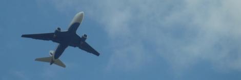 CIA:n kidutuslentoja epäillään käyneen Suomessakin. Kuvan lentokone ei liity tapaukseen.