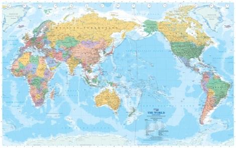 Kartta uudelle vuosisadalle?