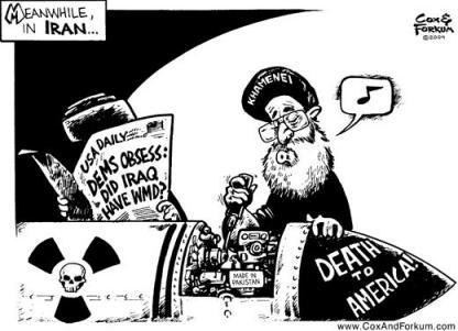 Iranin ydinaseistautuminen - pahantahtoista spekulaatiota vai todellinen uhka?