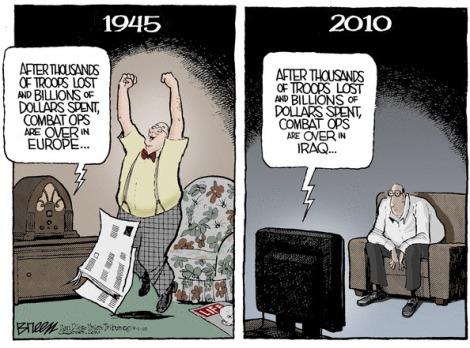 war cartoon