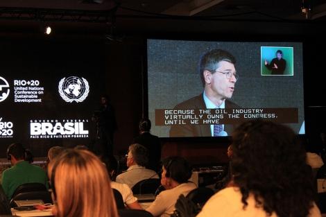 Rio+20 - SD Dialogues - Jeffrey Sachs