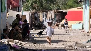 Roma in Kosovo poverty
