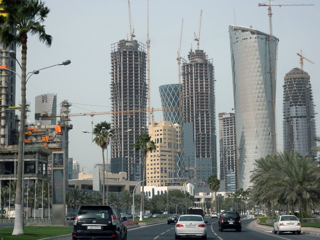 Doha_construction