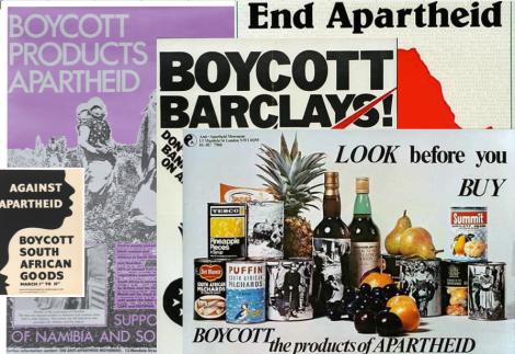 Apartheid boikotti