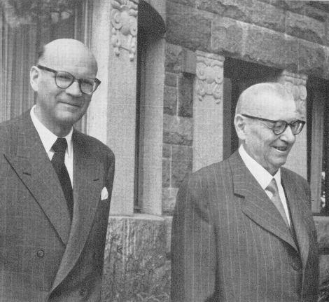 Näiden kahden herrasmiehen mukaan nimetyn linjan on joskus katsottu kestäneen aina näihin päiviin saakka. Kuva: Wikimedia Commons