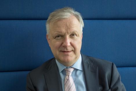 Olli Rehn / Sanomatalo, 27.2.15