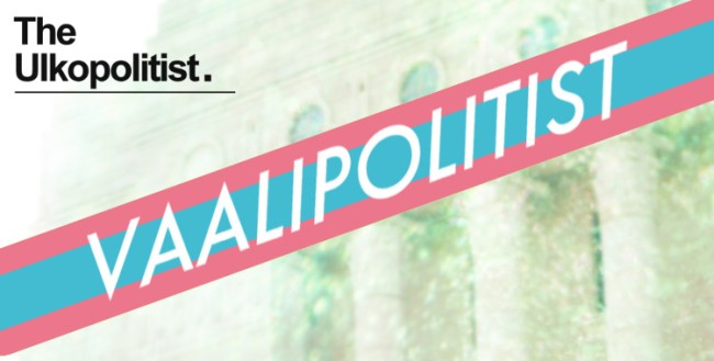 Vaalipolitist wordpress banner