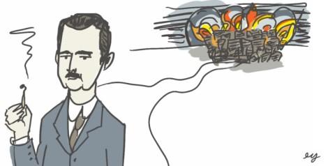 Assad banneri
