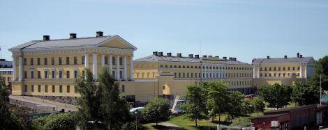 Ulkoasianministeriö vastaa Suomen ulkopolitiikan valmistelusta ja toteuttamisesta. Kuva: Wikipedia