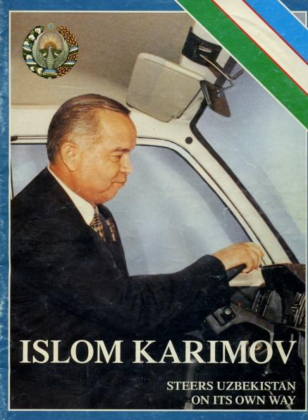 Islam Karimov Kuva: Sludge G, Flickr.