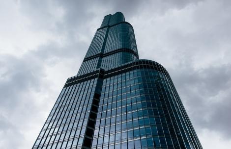 Trump Tower Chicago vai Helsinki? Kuva: Andrew Seaman, flickr (CC).